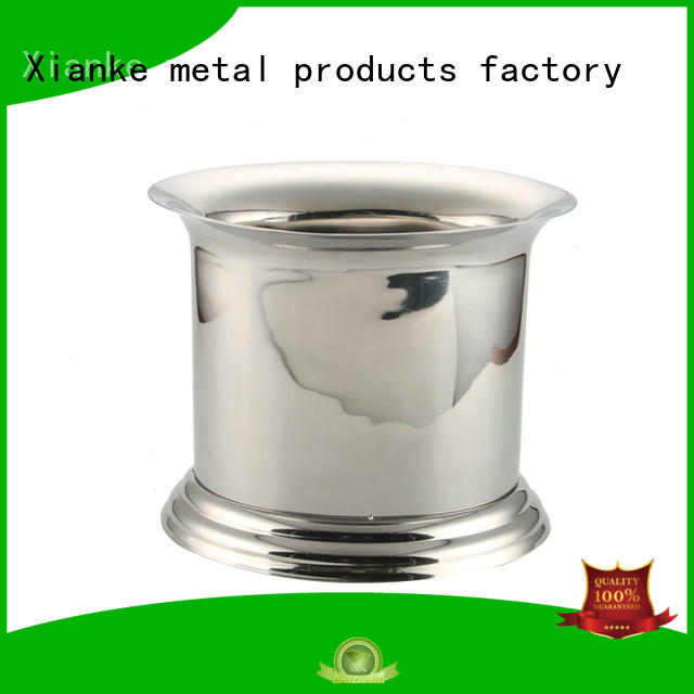 Xianke highly-rated stainless steel ice bucket handle for gathering