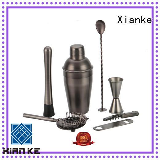 Xianke popular best cocktail maker set for sale