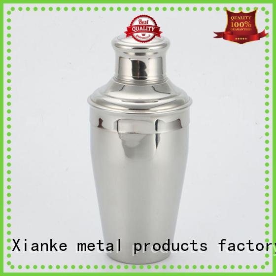 Xianke bulk order stylish cocktail shaker bottle for wholesale