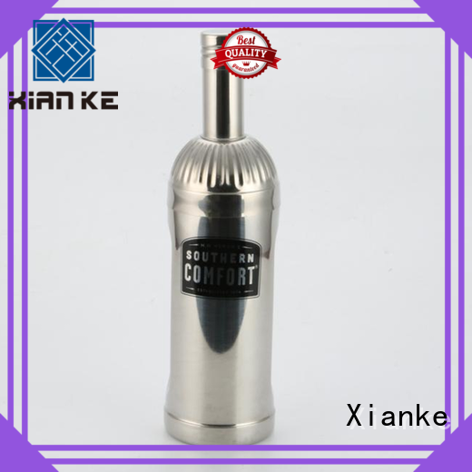 Xianke hot-sale personalized cocktail shaker rocket for wholesale