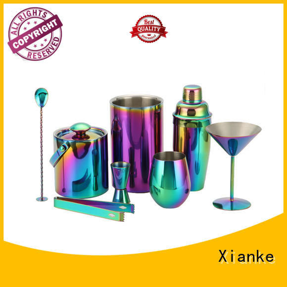unique wine set top brand for bartender Xianke
