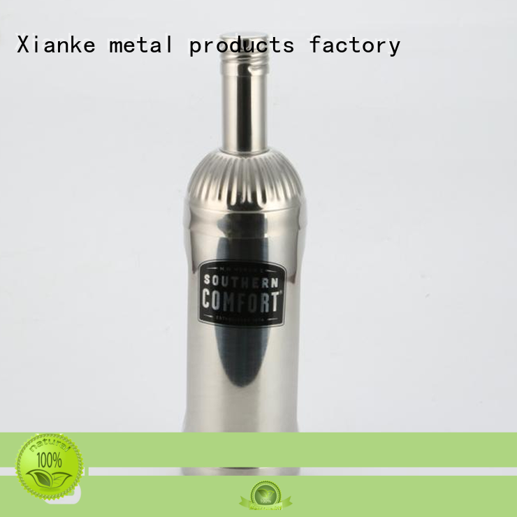Xianke top selling cocktail shaker manufacturers chic design for boston