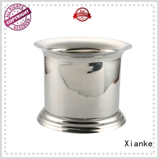 high quality wholesale ice buckets durable for bar Xianke