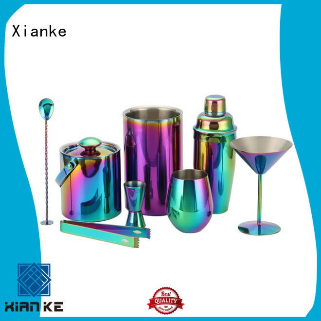 Xianke top brand wine tool black bar ware